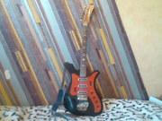 Электро-гитара Аэлита.