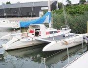 Парусный тримаран класса Comfort с трейлером
