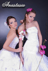 Большой выбор свадебных пллатьев