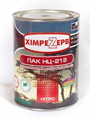Лак НЦ  218