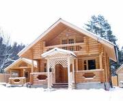 Строительство деревянных домов бань саун беседок