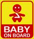 Baby On Board - салон детских автокресел в Днепропетровске