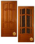 Производим,  продаем межкомнатные филенчатые двери из массива сосны