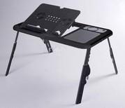 Металлический столик для ноутбука Т6