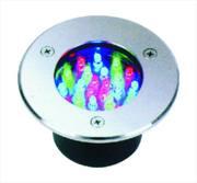 LED подземный свет,  пол похоронили лампы,  наружного освещения