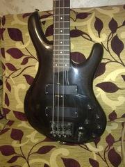 Продам бас гитару Ibanez Edb 600 доставка по Украине