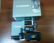 автосигнализации Python 460(3305P)