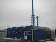 Блочно-модульные водогрейные котельные БМВКу (0, 5 и 3 МВт,  газ)