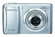 Продам Olympus X-43 Silver
