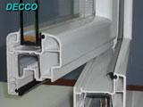 Окна DECCO с изысканным дизайном