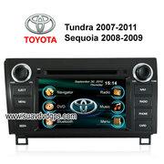 Toyota Tundra, TOYOTA Sequoia OEM stereo radio car dvd GPS navi TV