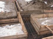 Бригада всевозможные бетонные работы Днепропетровск
