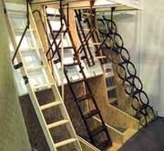 Чердачные лестницы ОМАН