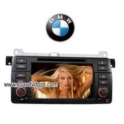 BMW E46 316i 318i 320i 323i 325i 328i DVD-плеер GPS ТВ CAV-E46
