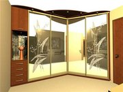 Встроенная корпусная мебель на заказ