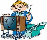 Недорогой ремонт любых телевизоров  097-032-87-86