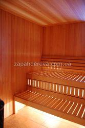 Вагонка,  лежак для сауны и бани.