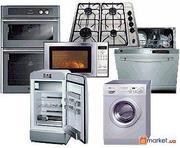 Ремонт стиральных машин и Телевизоров , газовых колонок, котлов