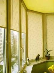 Рулон-шторы, Тканевые ролеты
