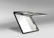 Мансардные окна premium класса Designo R8 NE