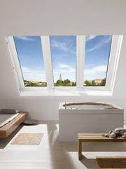 Панорамное мансардное окно Roto Azuro