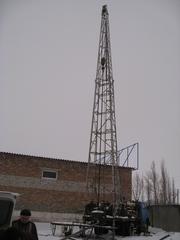 бурение скважин Днепропетровск