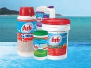Препараты по уходу за водой в бассейне