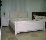 Кровать из ясеня ТМ
