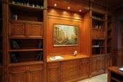 Библиотека,  книжный шкаф