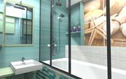 Разработка дизайн-проекта интерьеров домов,  квартир