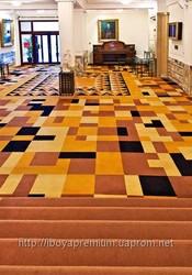 Продажа,  укладка ковровой плитки