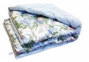 Подушки и одеяла мелким оптом