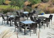 Мебель для террасы ресторана или кафе