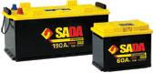 Аккумулятор 6СТ- 190 Ач Sada Standard