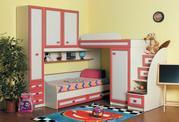 Внимание! Детская мебель Твинс. Вариант 2