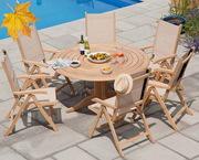 Осенняя распродажа садовой мебели