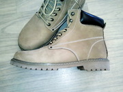 Ботинки теплые - реплика  Timberland.