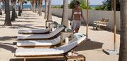 Шезлонги для пляжей,  около бассейновых зон и СПА-центров