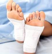 Очищающие пластыри на стопы - Detox Foot