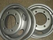 Колесные диски R16 к грузовым Mercedes-Benz