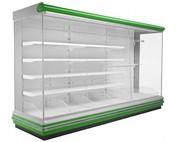 Холодильные регалы б/у из Европы