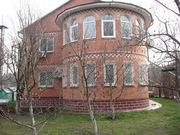 Загородный особняк с хоз. блоком