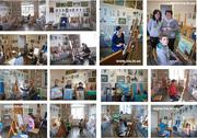 Обучение дизайнеров рисунку и живописи в Днепропетровске