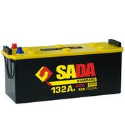 Аккумулятор 132 Ач Sada Standard