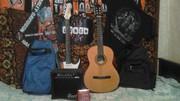 Продам гитары+подарки.