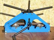Трубогиб роликовый ручной для гибки профильных труб ТРР-1