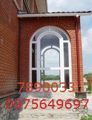 Металлопластиковые окна,  двери,  балконы,  лоджии. веранды.