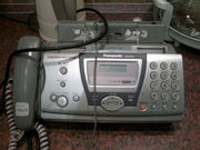 Продам телефон факс Panasonik kx-fp 143