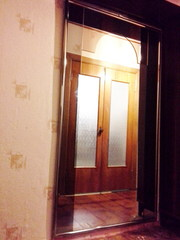 Большое зеркало для дома или салона красоты
