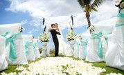 Выездная церемония. Выездная регистрация брака.